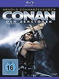 Conan 2 - Der Zerstörer [Blu-ray]