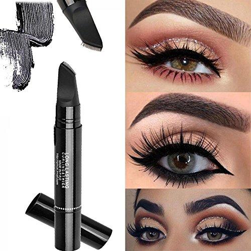 Outil de maquillage mascaras Express Mascara Express Fibre Mascara Black Eye