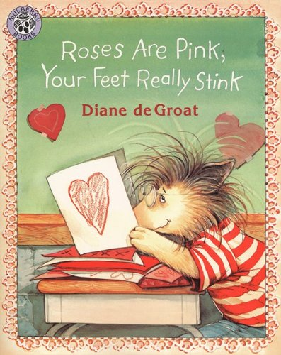 Roses Are Pink, Your Feet Really Stink (Schildkröten Valentines Tag)