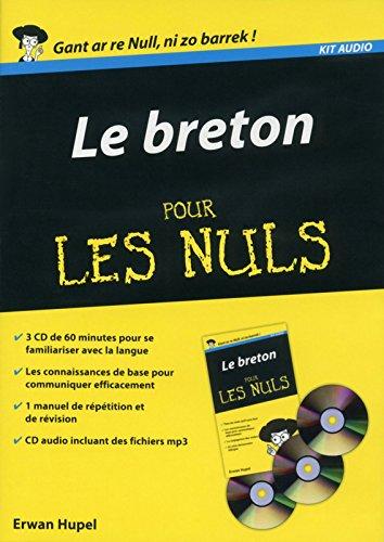 Kit Audio Breton pour les Nuls par Erwan HUPEL