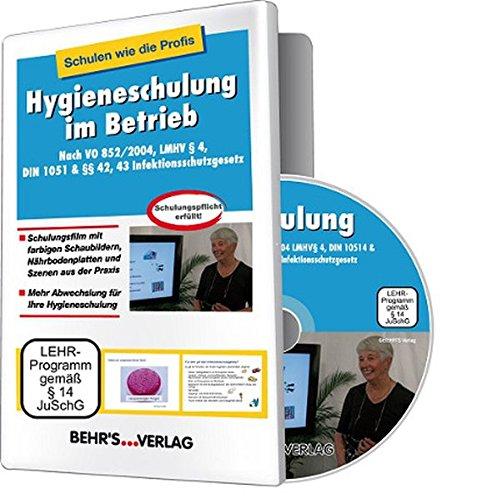 Hygieneschulung im Betrieb, DVD