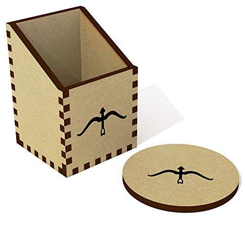 'Bogenpfeil' Schreibtisch Aufgeräumt / Stiftehalter (DT00061077)