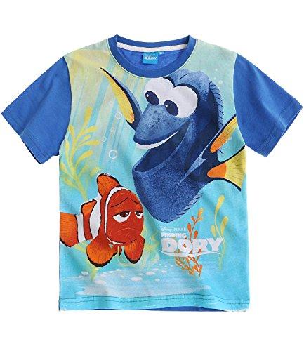 Nemo Tshirt (Disney FIndet Dory Tshirt 2016 Kollektion (116, Blau ))