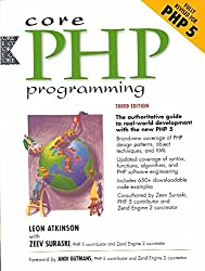 [(Core PHP Programming)] [By (author) Leon Atkinson ] published on (August, 2003)