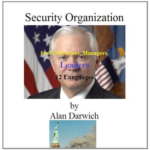 Organisation de la sécurité pour les directeurs informatiques et les cadres et dirigeants dans 12 langues