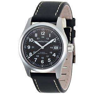Hamilton Reloj Analogico para Hombre de Automático con Correa en Cuero H70455863