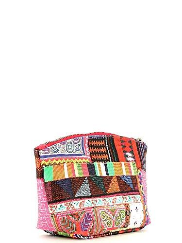 L'atelier du sac 4385 Pochette Accessori Rosa