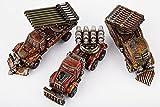 Dropzone Commander Resistance Storm Wagons (3 Figures)