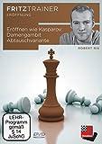Eröffnen wie Kasparov: Damengambit Abtauschvariante: fritztrainer: Interaktives Schachtraining mit Videofeedback