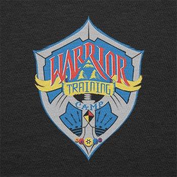 TEXLAB - Warrior Training Camp - Herren Langarm T-Shirt Schwarz