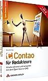 Contao für Redakteure - Inhalte editieren und verwalten mit dem Open-Source-CMS (Open Source Library)