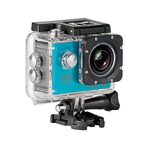 SJCAM SJ4000 (versión española) - Videocámara deportiva (LCD 1.5