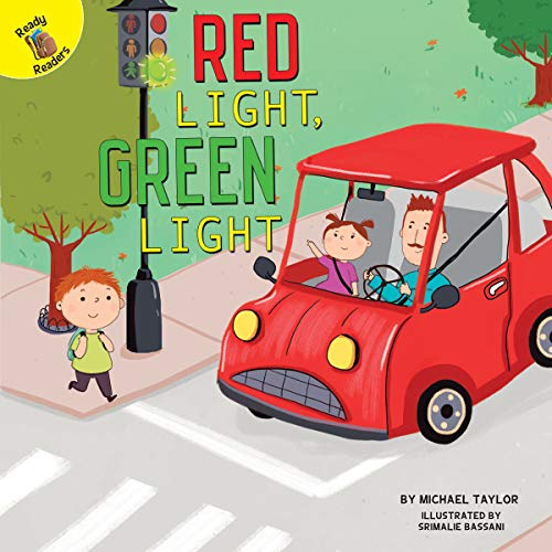 Red Light, Green Light (I Help My Friends) (English Edition)