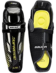 Bauer Supreme S17S150Junior Protège-tibias de hockey sur glace...