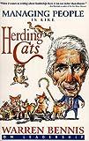 Managing People is Like Herding Cats: Warren Bennis on Leadership by Warren Bennis (1999-05-25)