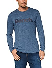 Bench Bmga3741, T-Shirt Manches Longues Homme