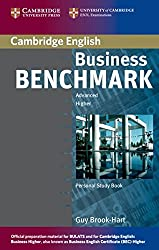 Business Benchmark: Personal Study Book