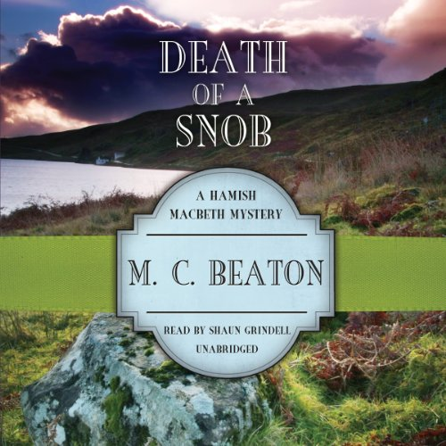 Death of a Snob (Hamish Macbeth Mysteries)