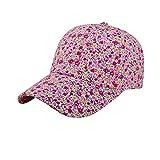 PRINCER Women Korean Version Colorful Baseball Cap Hip Hop Versatile Sun Hat Casual