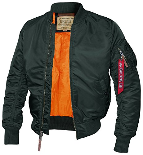 MA-1 VF 59 Fliegerjacke dark petrol - 3XL