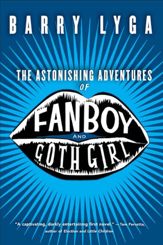 The Astonishing Adventures Of Fanboy And Goth Girl (Turtleback School & Library Binding Edition)