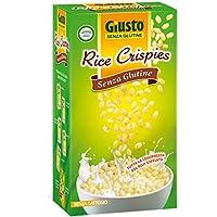 Giusto Rice Crispies 250G S/Gl