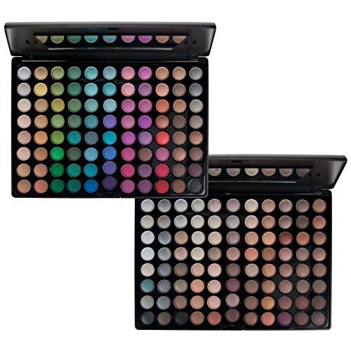 Blush Professional Palette de 176 ombres à paupières