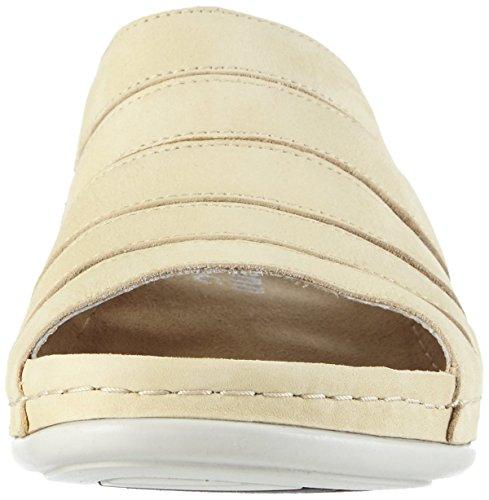 Berkemann Sydney Bine washable 01119, Chaussures femme beige (sable)