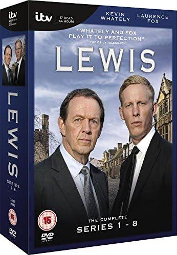 Lewis DVD Box Set
