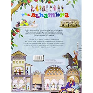The Alhambra - inglés (Guías infantiles)