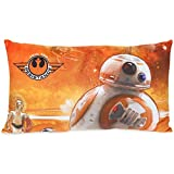 Star Wars BB-8 Kissen orange 50x30cm