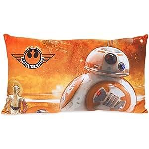 Star Wars BB-8 Kissen orange 50x30cm