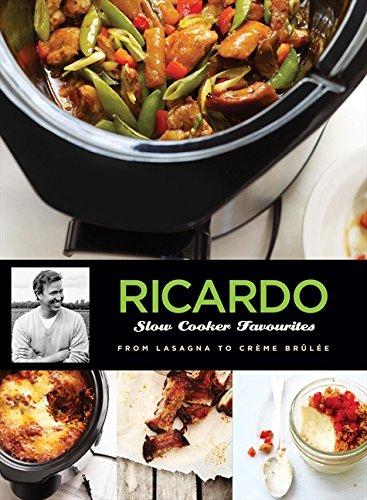 Ricardo: Slow Cooker Favourites