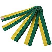 sourcingmap® Cotton Blend Master Martial Arts Kendo Karate Taekwondo Uniform Sporty Band Belt 220cm Length