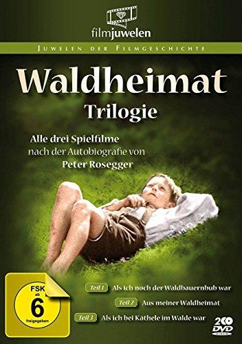 Waldheimat Trilogie - Alle 3 Filme der Waldbauernbub-Reihe [2 DVDs] (Fernsehjuwelen)