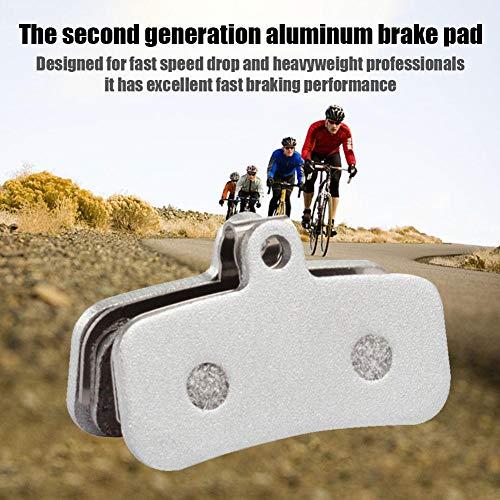 Pastiglie dei Freni per Biciclette Pastiglie per Freni Semi-Metalliche di Alta qualità per Mountain Bik