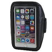 Inserite il vostro smartphone Basta il cinturino Sport e godetevi il comfort. Grazie alla chiusura in velcro mantiene il braccialetto Super durante lo sport come jogging. Attraverso la pellicola trasparente il touch display possono continuare...