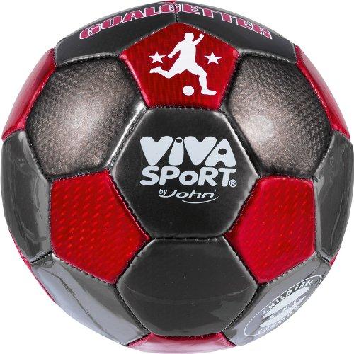 VIVA SPoRT Mini-Fußball ca. 15 cm Ø Spielball Trainingsball Fussball klein