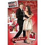 High School Musical 3–Troy und Gabriella Ball–Maxi Poster 61cm x 91,5cm