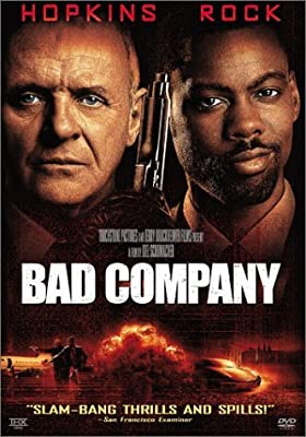 Bad Company by Anthony Hopkins