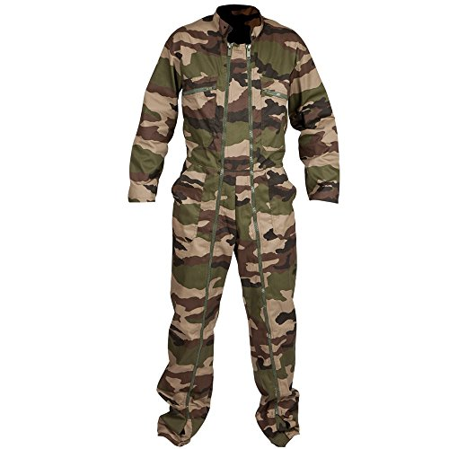 Gilbert Production Unisex Erwachsene-Overall CD137 Gr. XXX-Large, Camouflage