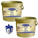 Lyra Pet 2 x 4 kg Dog Adult Light im Eimer Premiumfutter Hundefutter + Geschenk