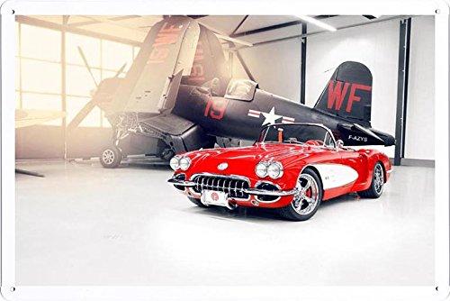 Plaque affiche de métal Affiche de film Décoration murale le Signe la marque de Auto Sign 20*30cm - A-CAR04753