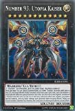 Yu-Gi-Oh - Numero 93: Utopia Kaiser - Rara Segreta - BLHR-IT093 Italiano