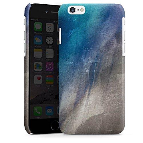 Apple iPhone 5s Housse Étui Protection Coque Peinture à l'eau Art Pinceau Cas Premium brillant