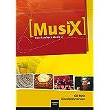 MusiX 2. CD-ROM, Einzelplatzversion: Das Kursbuch Musik 2. Klasse 7/8