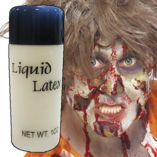 NET TOYS Látex líquido accesorios maquillaje disfraz carnaval Halloween