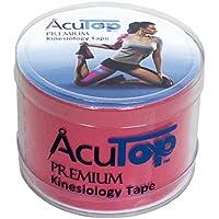 AcuTop Premium Kinesiology Tape, 5 cm x 5 m, pink preisvergleich bei billige-tabletten.eu