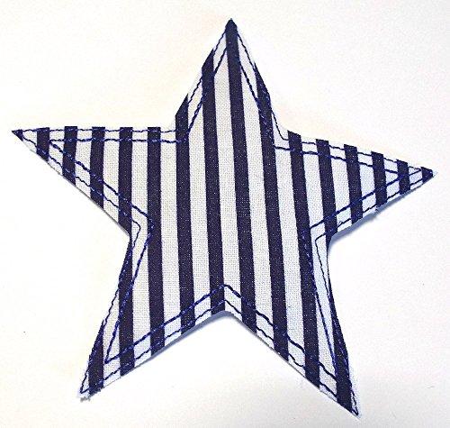 patches-bugelflicken-stern-dunkel-blau-gestreift-115-cm