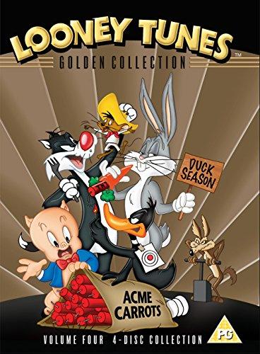 Looney Tunes: Golden Collection - 4 (4 Dvd) [Edizione: Regno Unito] [Edizione: Regno Unito]